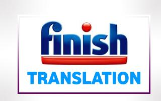 Finish UK Translation