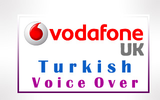 Vodafone Voice-over