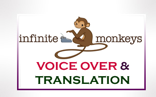 Infinite Monkeys Translations & Voice-overs