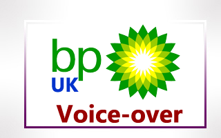 Turkish voice-over for BP Uk