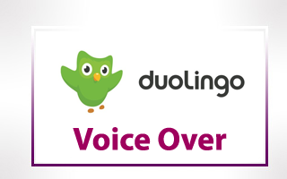 Turkish Voice-over for Duolingo