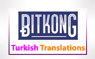 BitKong Turkish Translations