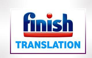 Finish UK Translation