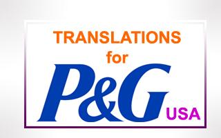 P&G Translation