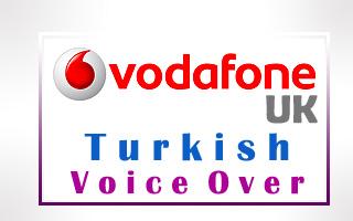 Vodafone Voice-over