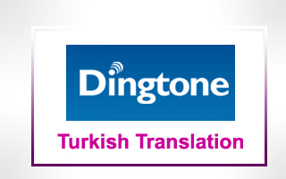 Regular Translations for Talktone Inc. apps