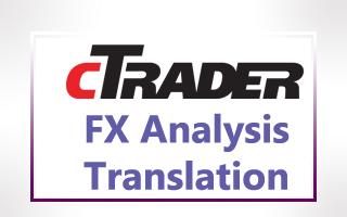 cTrader FX / Forex Software Translation