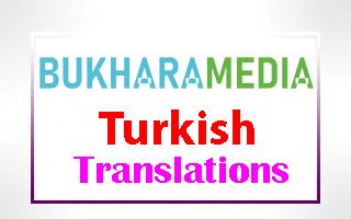 Turkish translation for Bukhara Media